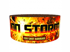 1902 - Ion Storm 200 Shot Barrage