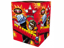 1957 - The Slammer 25 Shot Barrage