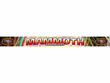 1060 - Mammoth Sparklers 4pce D/Box 18  Inch