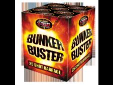 1965 - Bunker Buster 25 Shot Barrage