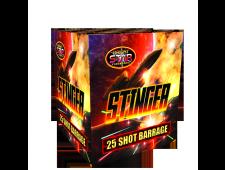 1968 - The Stinger 25 Shot Barrage