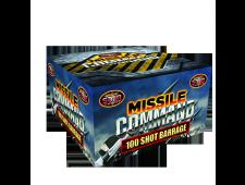1984 - Missile Command Barrage 100 Shot