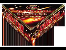 1989 - Cluster Buster 595 Shot Barrage