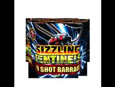 2057 - Sizzling Sentinels 19 Shot Barrage