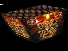 2114 - Angels Tears 49 Shot Fan Barrage