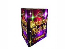 2116 - Bombay Nights 21 Shot Barrage
