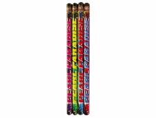 2118 - Pearl Paradise Roman Candles 4pce