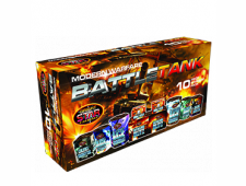 2170 - Battle Tank Barrage Pack 10pce