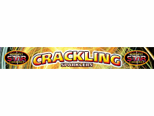 1059 - Crackling Sparklers 5pce D/Box 10Inch