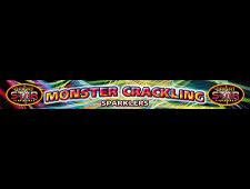 2073 - Monster Crackling Sparkler 4pce D/Box 14Inch