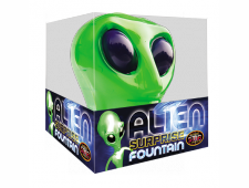 2360 - Alien Surprise Fountain PDQ Box