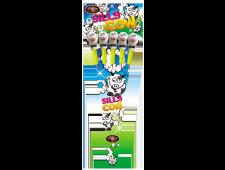 2368 - Silly Cow Rocket 5pce PVC Bag (1.3G)
