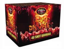 2373 - Devils Disciples 40-Shot Barrage