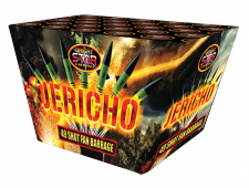 2379 - Jericho 49-Shot Fan Barrage