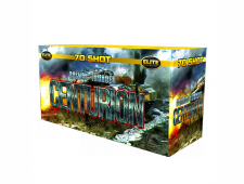 2388 - Rolling Thunder 2 Multi-Shot Barrages Centurian 70 & Challenger 60