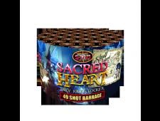 2390 - Sacred Heart 49 Shot barrage