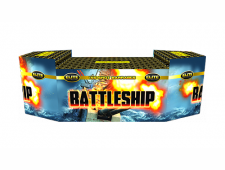 2394 - Battleship  Multi Shot Barrage 35/75/35 Shot
