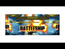 2394 - Battleship  Multi Shot Barrage 35/75/35 Shot