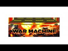 2397 - War Machine 8 Multi 36/24/36/16/16/36/24/36 Shot Barrage