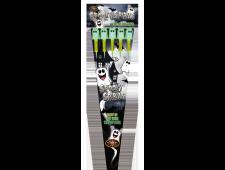 2402 - Spooky Spirits Rocket 5 Pk