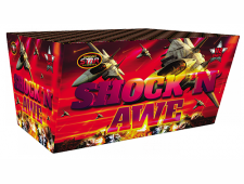 2415 - Shock 'N Awe 118-Shot Fan Barrage