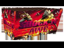 2415 - Shock 'N Awe 118-Shot Fan Barrage