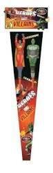 5000 - Hero & Villains Rocket Pack 2pce PBH (1.3G)