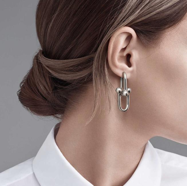 SAMPLE. HardWear Link Earrings