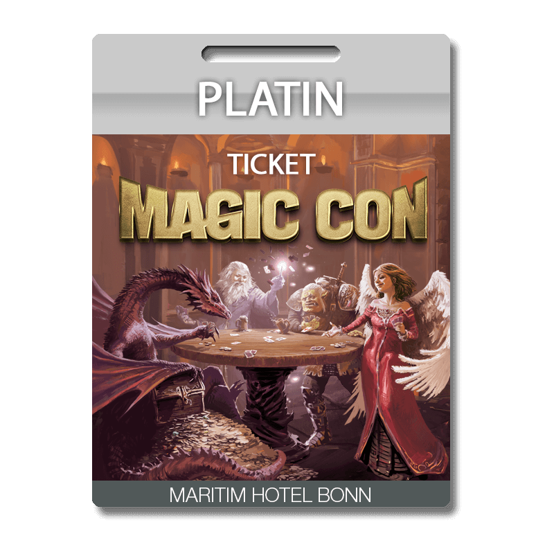 MagicCon Platin-Ticket