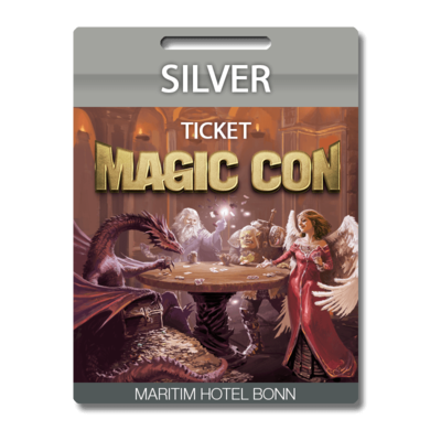 MagicCon Silver-Ticket