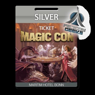 MagicCon Silver-Ticket GEEKS