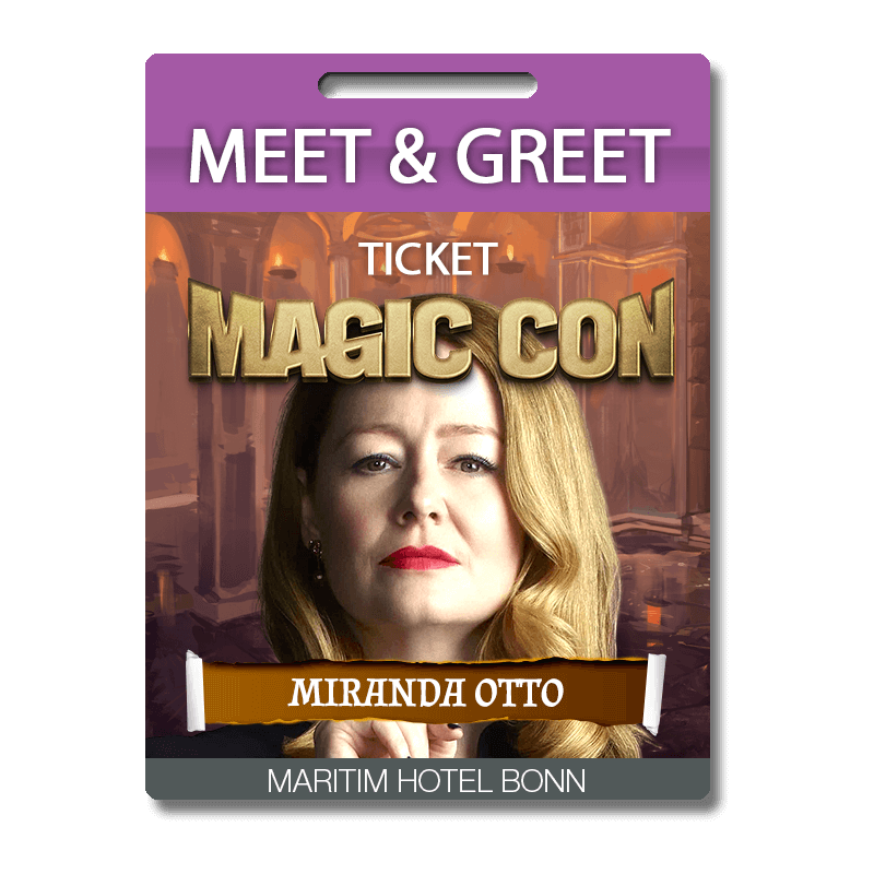 Meet and Greet Miranda Otto
