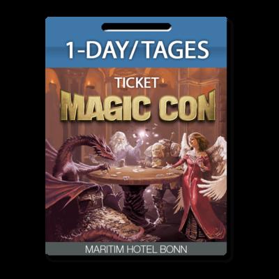 MagicCon 2020 Day/Tageskarte