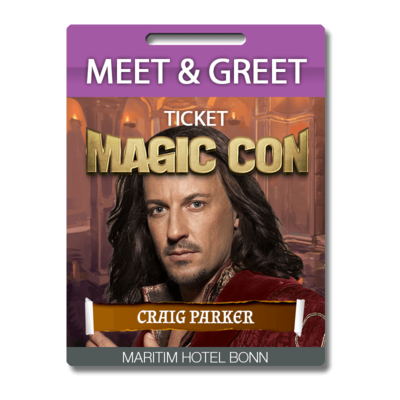 Meet and Greet Craig Parker