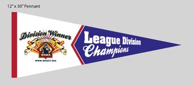 Individual Division Logo Pennant