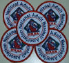NABA Official League Patches