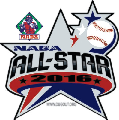 NABA All-Star MVP Logo Award