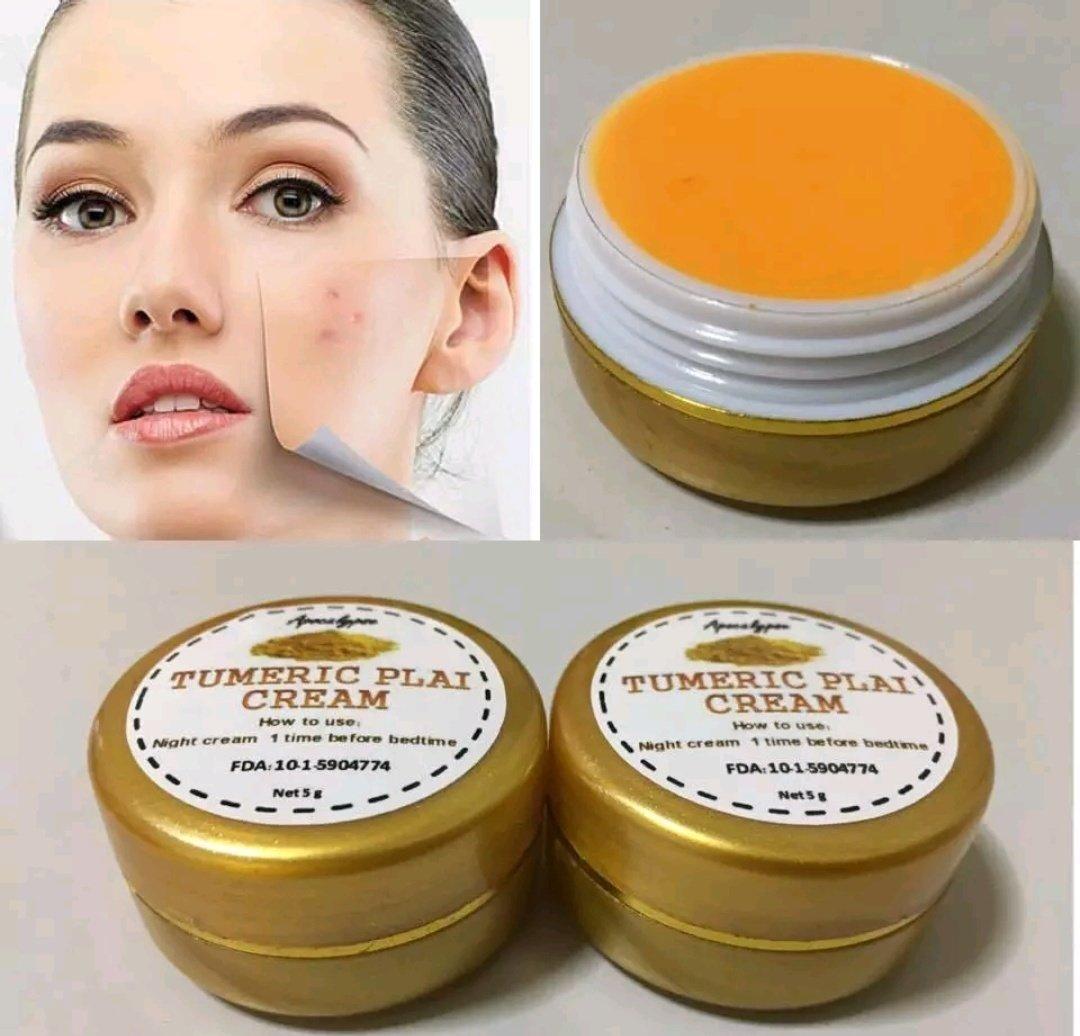 Turmeric Plai Whitening Cream