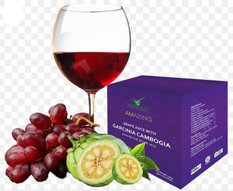 Garnicia Grape Juice