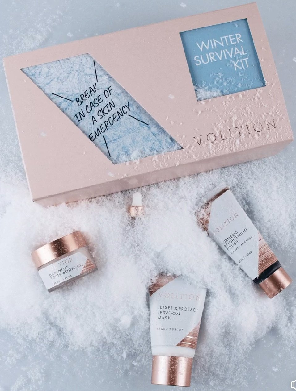 Volition Sets Skin Care