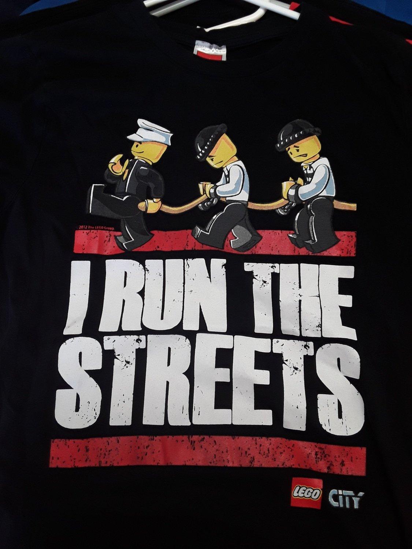 I Run The Streets