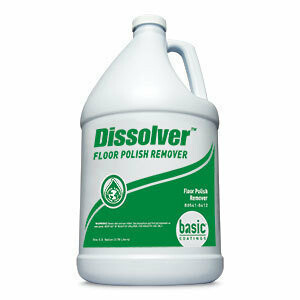 Dissolver Floor Polish Remover (Gallon) by Basic Coatings