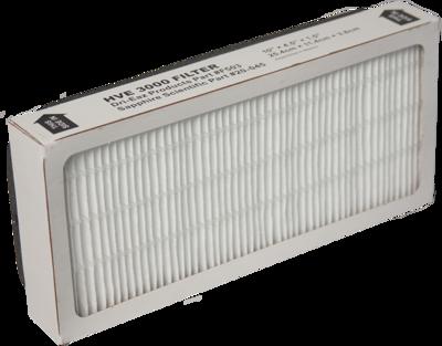 Hepa Filter for HVE 3000, pack of 4 by Dri-Eaz