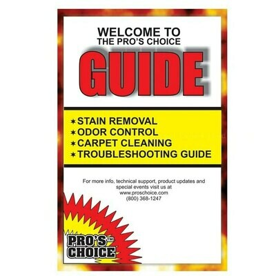 CTI Stain Guide By CTI Pro's Choice