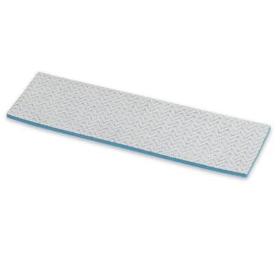 Contec Mop System - Premira Microfiber Blue Sponge Pad, 5