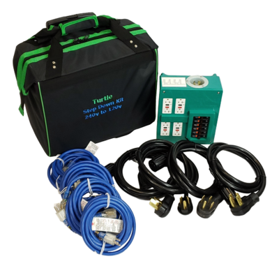 Turtle Box Power Distribution System (Full Kit) by ASD