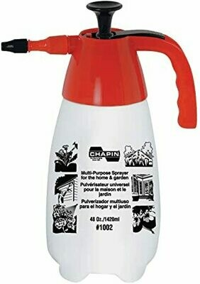 48oz. Hand Held Pump Up Sprayer by CHAPIN