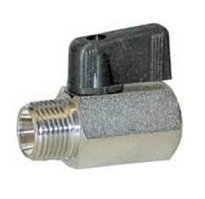 """1/4"""" Shut-Off Ball Valve, Male x Female ON SALE NOW! Buy one QD40 and one QD80, get one JD-IC-3354 Ball Valve FREE. Use promo code FREEVALVEQ2 at check out. Valid through the end of June 2019. JD-IC-3354"""