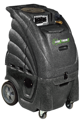 500psi Carpet Extractor Machine by Clean Dynamix | Dual 2-Stage and Heated SAN-802500H-NSN