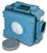 Defendair Hepa 500 Air Scrubber by Drieaz